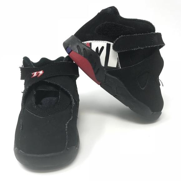 """super popular 0530d f0adb Jordan Other - Toddler Nike Air Jordan 8 Retro """"Playoff"""" Sneakers"""